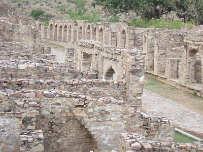 Ruins of Bhangarh