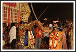 Ramlila, a Hindu festivity
